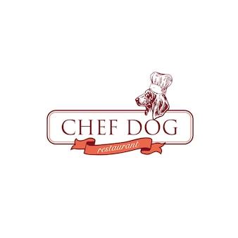 Chef-dog-restaurant-logo