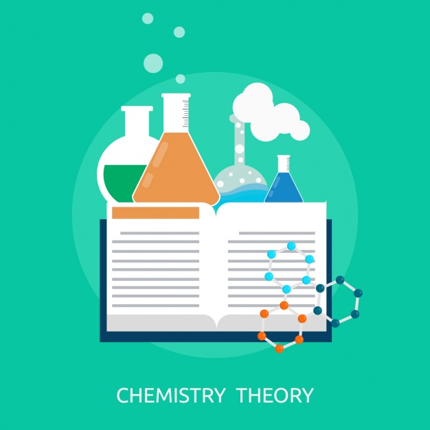 Chemistry background design