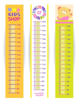 Child ruler template