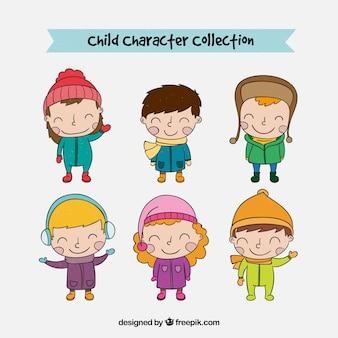 Childrens day set