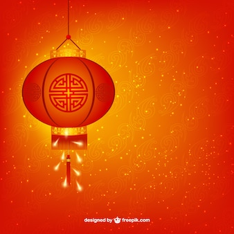 Chinese New Year lamp