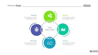 Choosing strategy slide template
