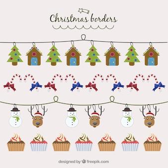 Christmas Borders Collection