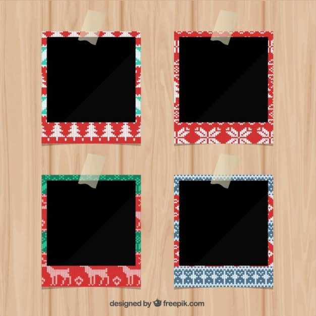 Christmas Photo Frame Collection