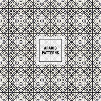 アラビア語のパターン