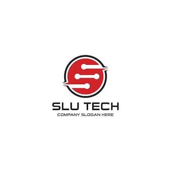 Circular tech logo