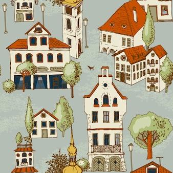 Городской рисунок