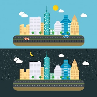 City views collection