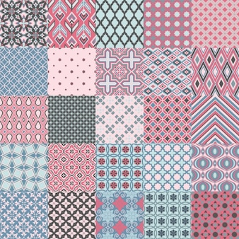 Classic geometric patterns