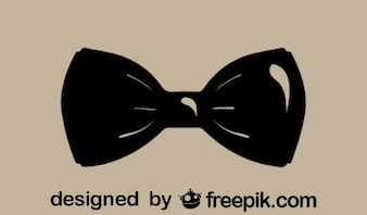 Classic Style Fashion Bowtie Icon