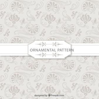 Classic vintage pattern