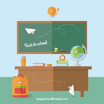 教室インテリア