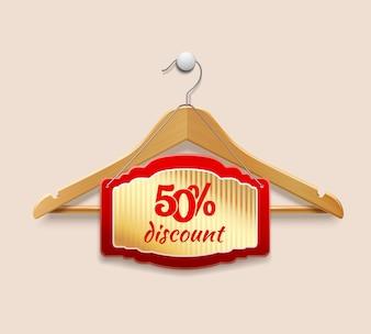 Clothes hanger discount