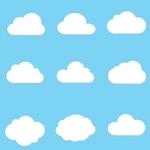 Cloud designs collection