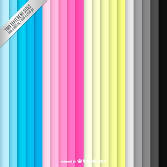Cmyk background with vertical color stripes
