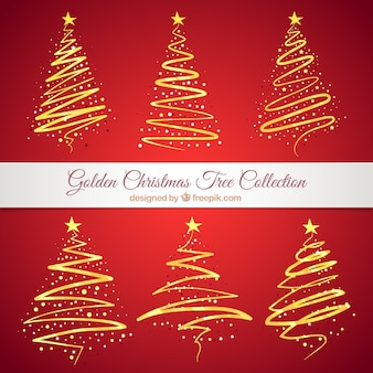 christmas tree vectors, photos and psd files | free download