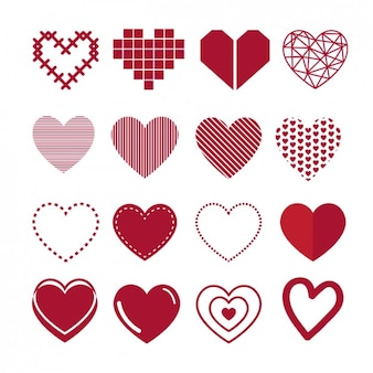 Collection of heart