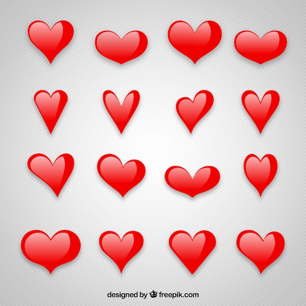 Red Heart Vectors, Photos and PSD files | Free Download