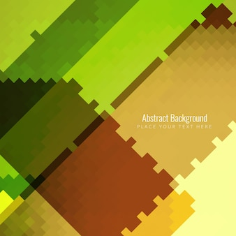Colorful abstract pixel background