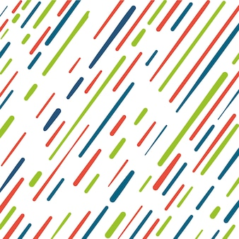 Colorful stripes pattern background
