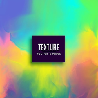 Colorful watercolor paint texture effect background