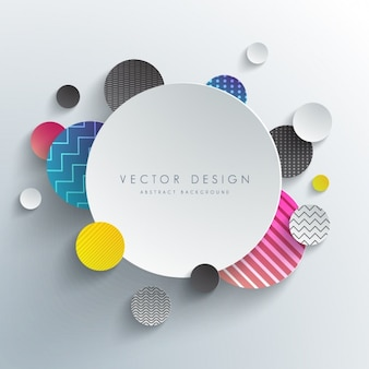 Coloured background design