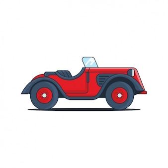 Coloured car design