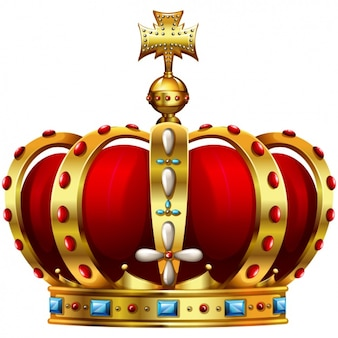 Coloured crown design