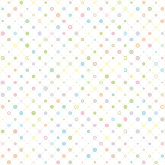Coloured dots background