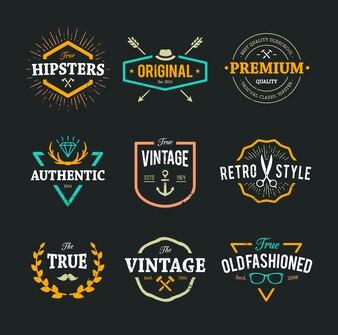 Vintage Logo Vectors Photos And Psd Files Free Download