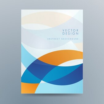 Coloured letterhead template