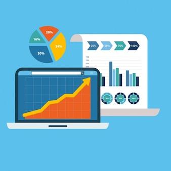 Coloured statistics design
