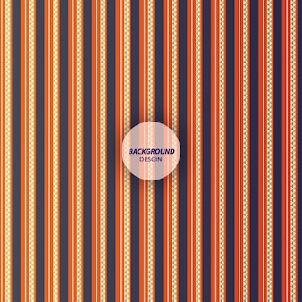 Coloured strips background design