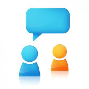 Communication avatars