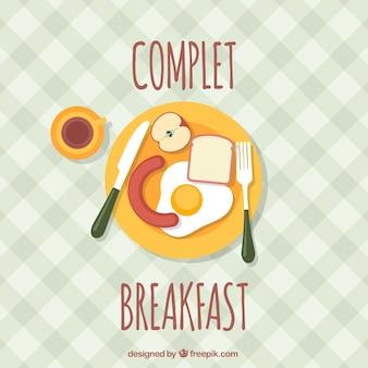 Complet breakfast