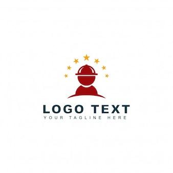 労働者のロゴを構築する