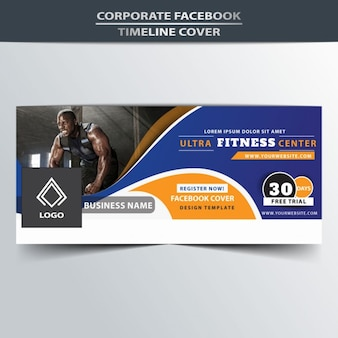 Corporate cover for fitness