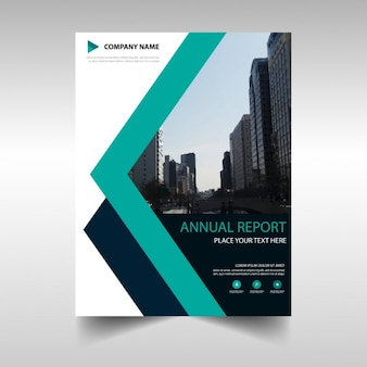 Cover of lines annual report