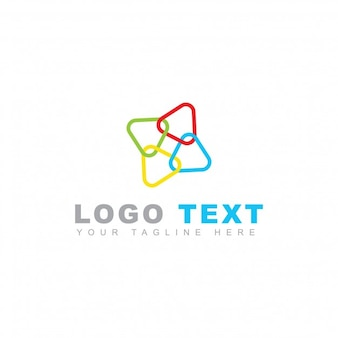 Creative abstract logo