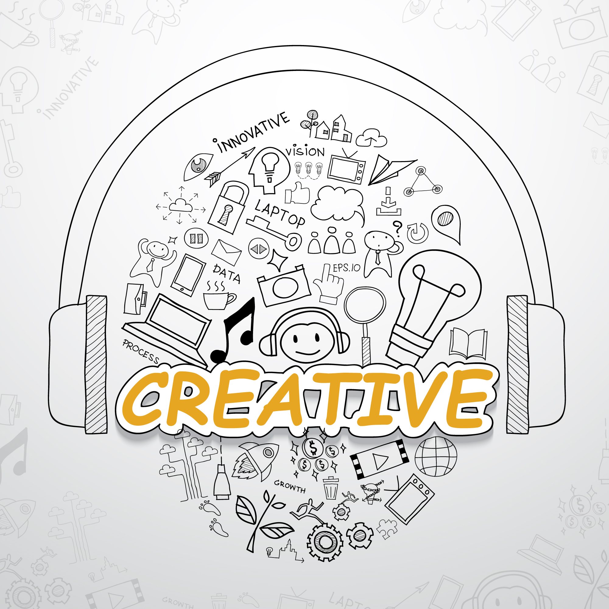 Creative elements collection