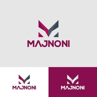 Creative M Logo Template