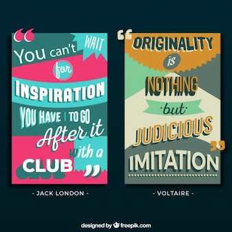 Creative quotes about inspiration and originality