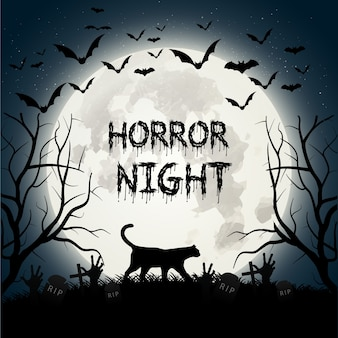 Horror Vectors Photos And Psd Files Free Download