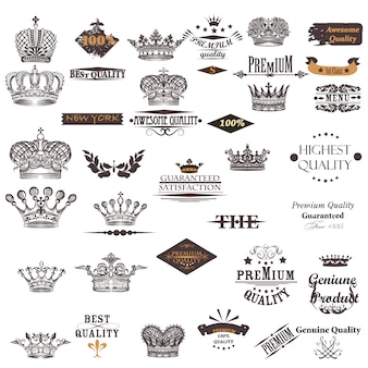 Crown designs collection