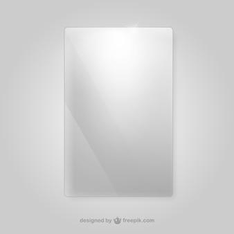 Crystal vector frame design