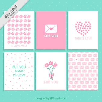 Cute cards for couples in love