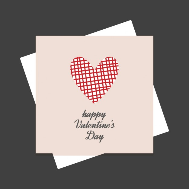Cute cards for valentine's day