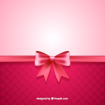 Cute ribbon card