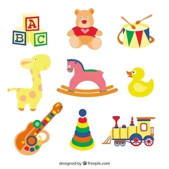 Симпатичные игрушки