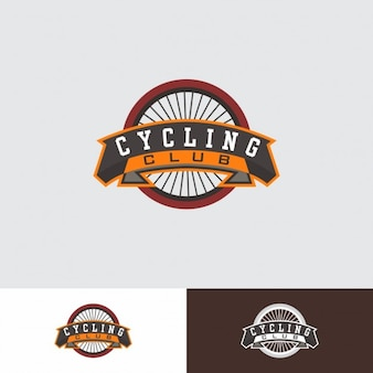 Cycling club logo